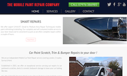 Paint Repair London